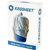 KegSheet: Keg Insulator Cover Cooler for Kegs and Keg Tubs