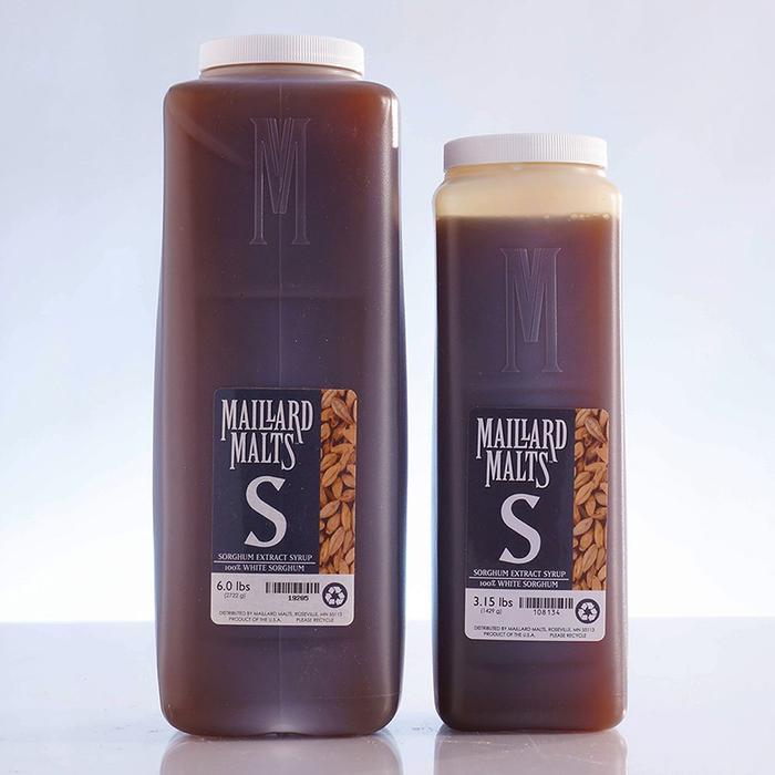 maillard malts in their retail packaging.