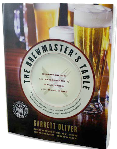 The Brewmasters Table book cover