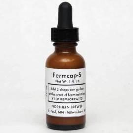 A picture of a bottle of fermcap