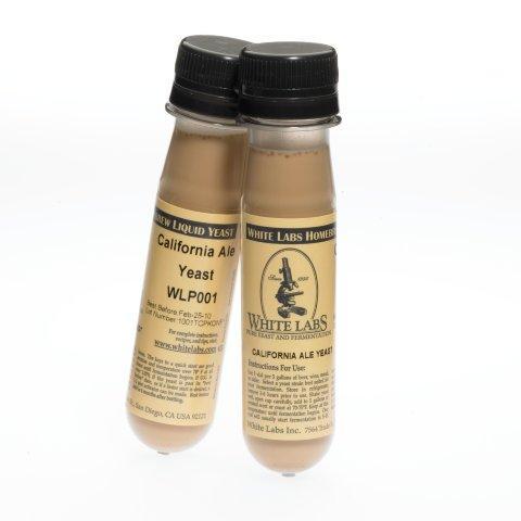 White Labs Beer Yeast Vials