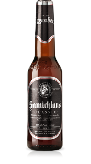 Samichlaus Classic-A Great Lager Beer For Aging @14% ABV