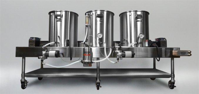 Blichmann's 20 Gallon Batch Electric RIMS Brewing System