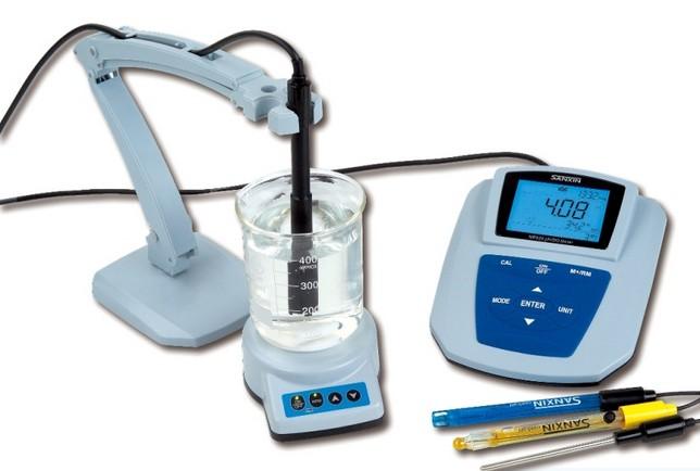 Bench type pH Meter from samiascientific