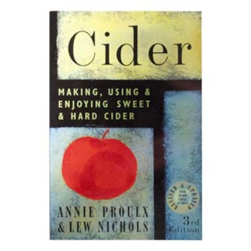 Cider book cover