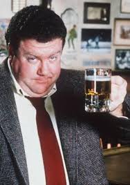 Norm (George Wendt) from Cheers!