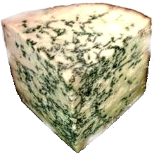 A picture of Blue Stilton Cheese