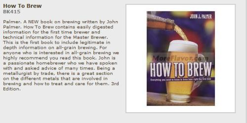 How to Brew book cover