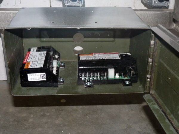Ignition Modules in Ammo Box