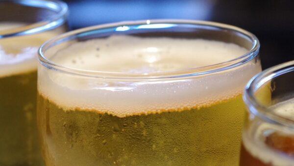 Cold Kolsch Beer