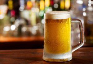 Cold Crashing Beer
