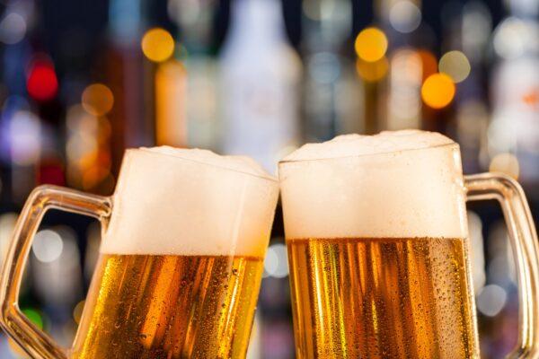 Cold Crashing Beer In Mugs