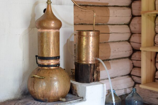 How To Make A Moonshine Still