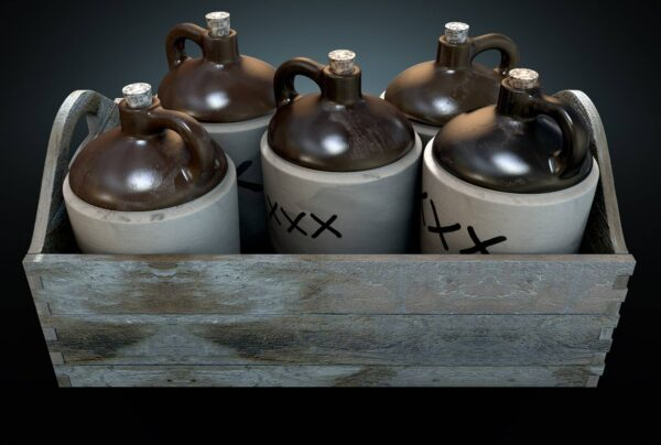 How To Store Moonshine