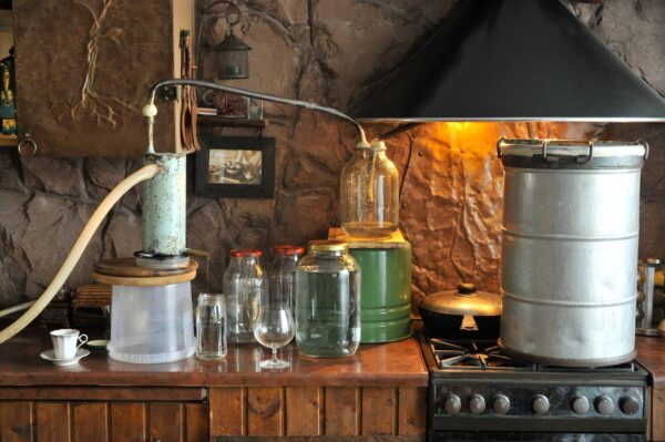 How To Make Hooch At Home