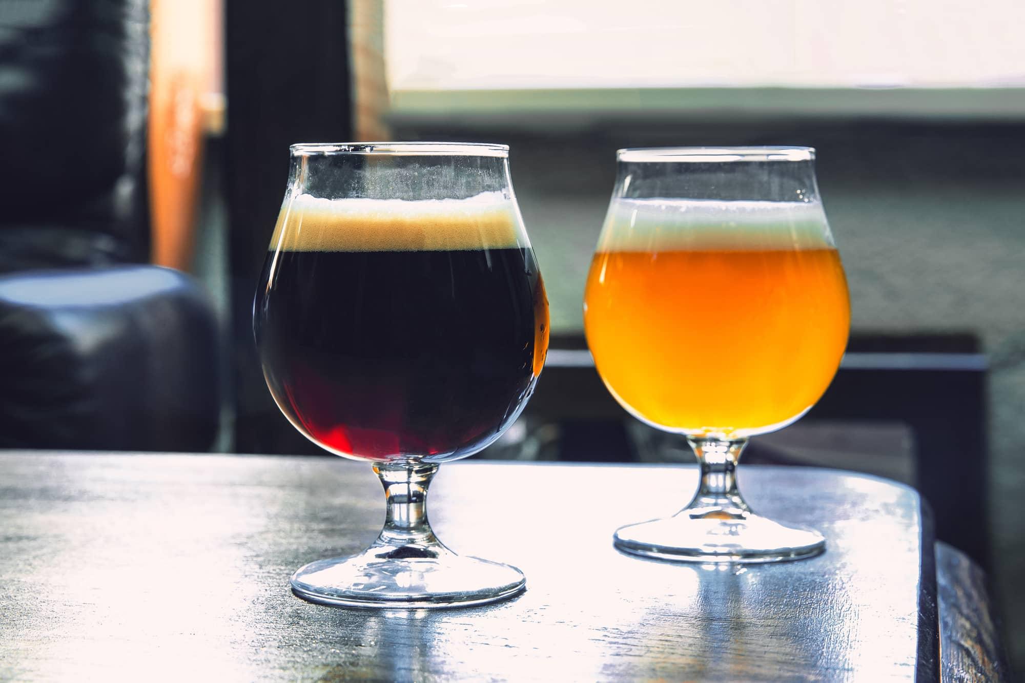 Malt Liquor vs. Beer