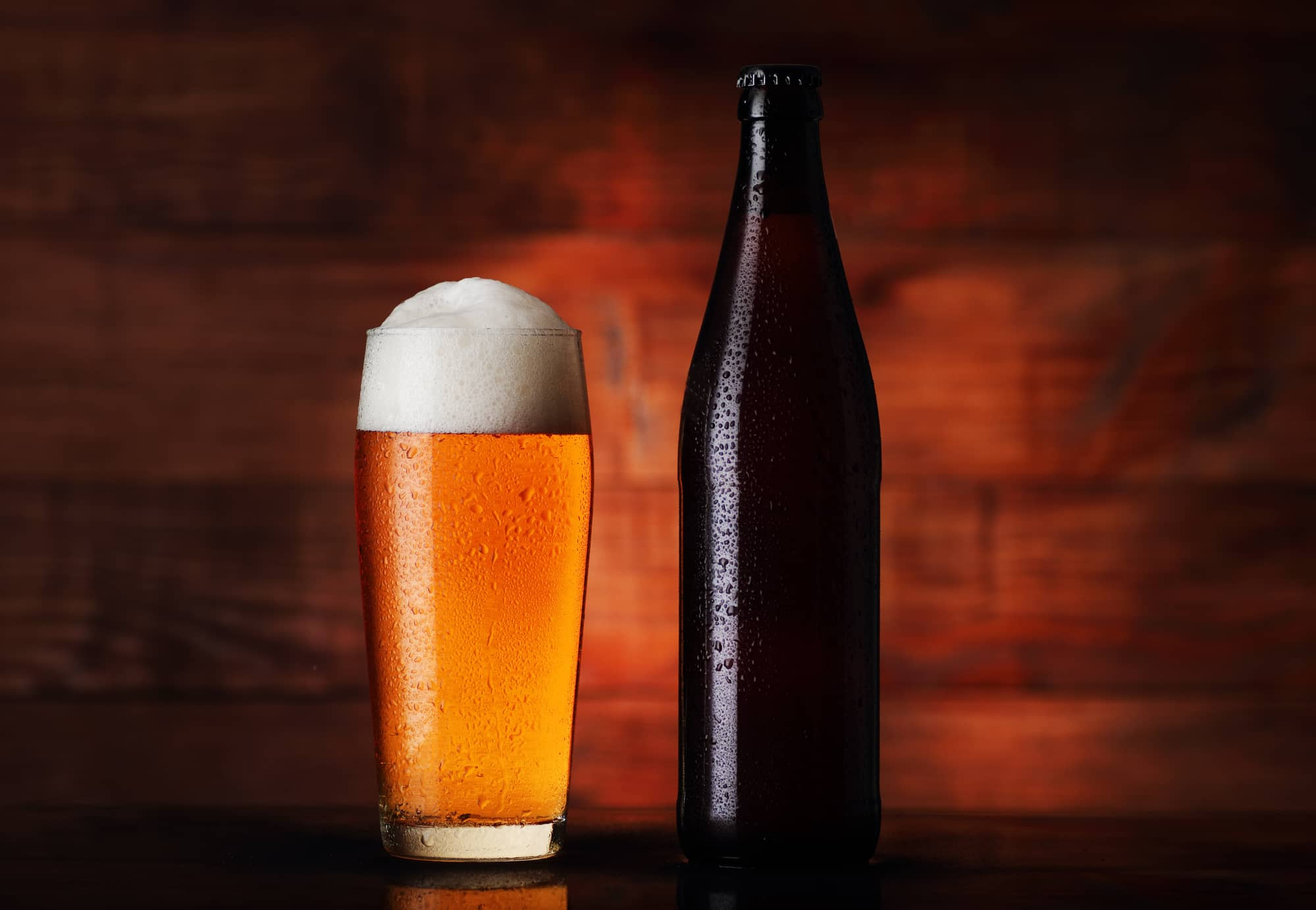 Difference Between Draft And Bottled Beer