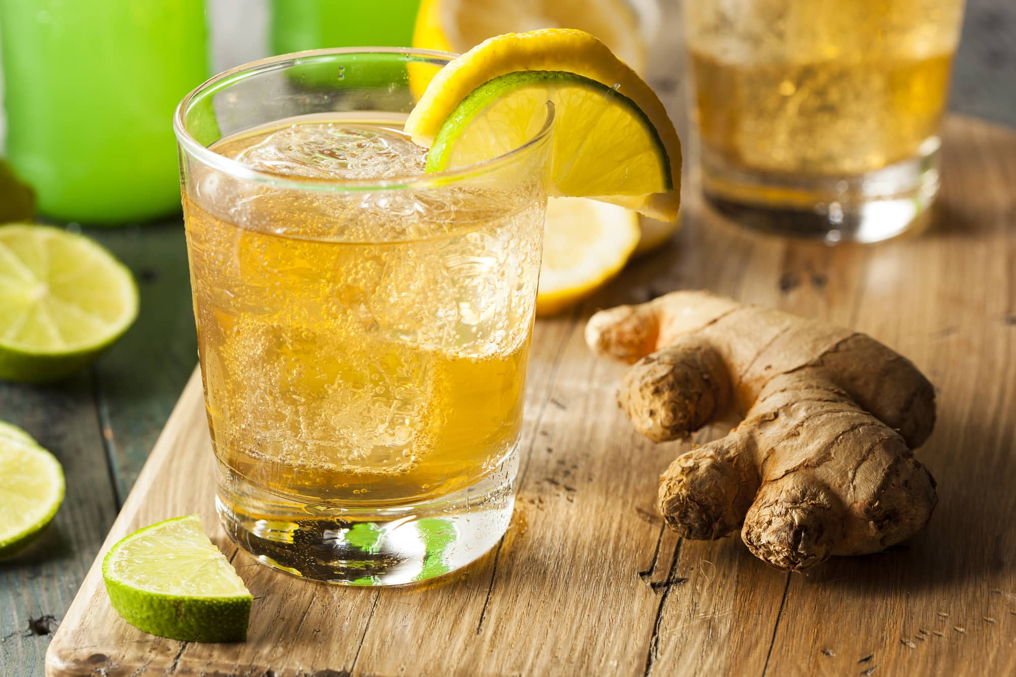 How To Make Alcoholic Ginger Beer