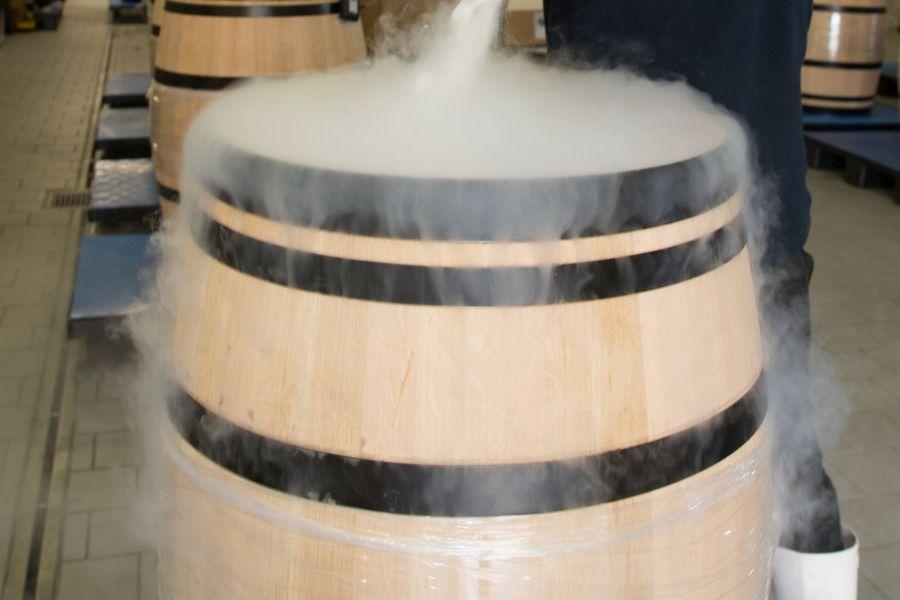 How To Sanitize An Oak Barrel